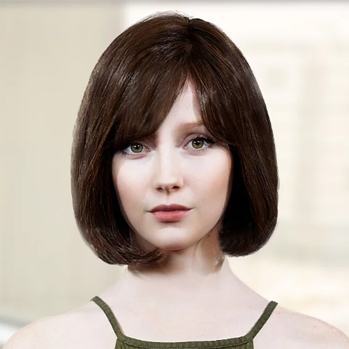PC 107  - Louis Ferre Human Hair