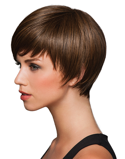 Short and Sleek - Hairdo Wigs