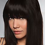 Clip In Human Hair Bangs