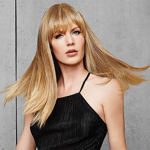 Fringe Top of Head (Heat Resistant Topper) - Hairdo Hairpieces