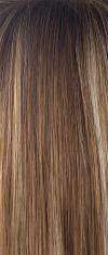 Maple Sugar-R - Light Brown Blended with a Light Golden Blond
