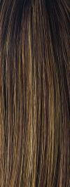 Almond Spice-R - Light Reddish Brown Blended with Dark Chestnut Brown and Dark Roots  (+$)