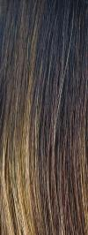 MarbleBrown-LR - Long Dark Brown Roots with Light Brown Tips (+$)