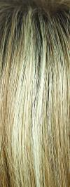 Sugar Cane-R - Medium Golden Blond Blended with Light Blond with Dark Roots (+$)