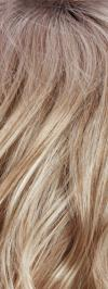 RH1488RT8 - Dark Brown Roots with Golden Blond and Ash Blond Blend (+$)