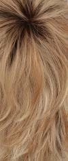Sugar Cane-R - Medium Golden Blond Blended with Light Blond with Dark Roots