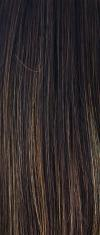 Coffee Latte-R - Dark Brown Blendrd with Medium Light Brown