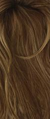 Iced Mocha-R - Very Dark Brown Blended with Very Light Golden Blond
